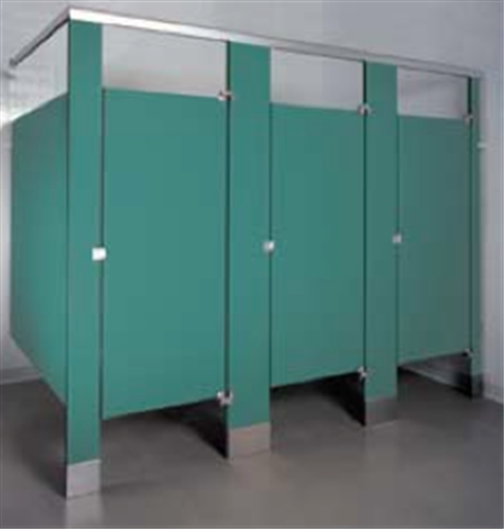 Awesome Bradley Restroom Partitions