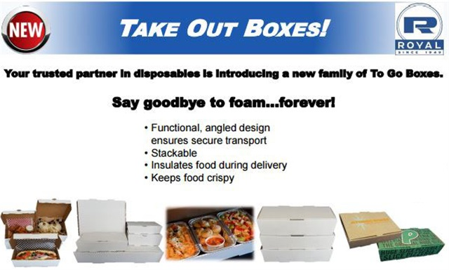 Takeout Boxes | Catering Boxes | Food Packaging | Custom