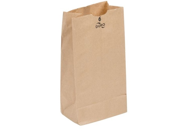6 Lb Bag Template By Duro