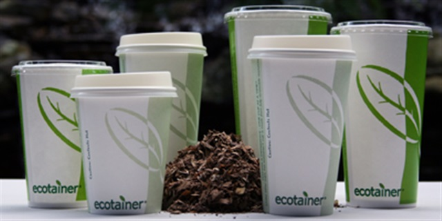 International Paper Ecotainer Coffee Cups And Soup Cups