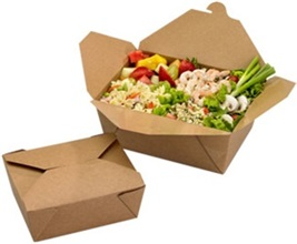 Recycled Content Food Packaging