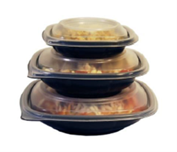 Microwave & Ovenable Containers