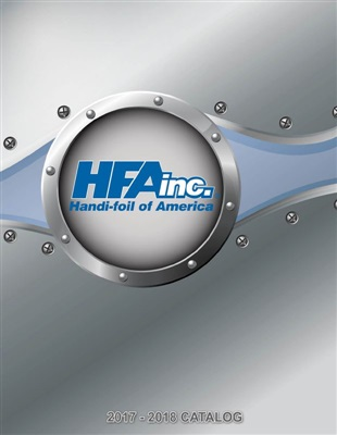 Aluminum Pans and Foil Products by HFA