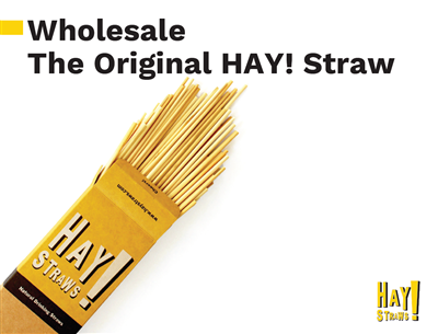 The Original Hay! Straw