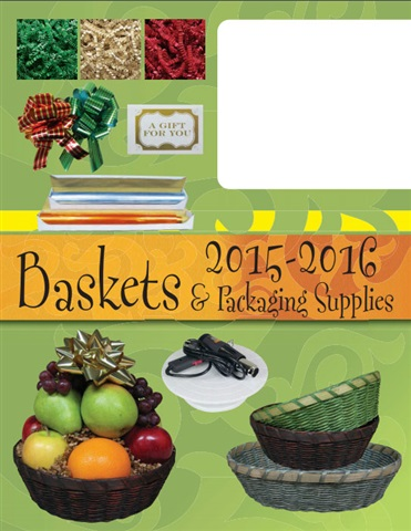 Baskets and Packaging Supply Catalog