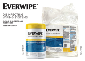 Everwipe Disinfecting Wiping Systems
