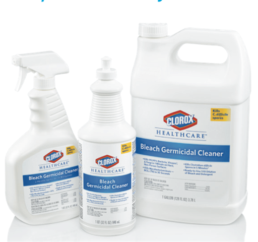 Clorox Healthcare Product Solutions