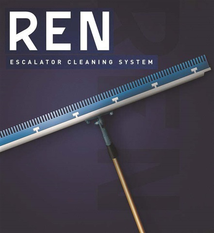Escalator Cleaning Pads by REN