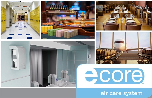 Ecore Air Freshener Systems by Spartan Chemical