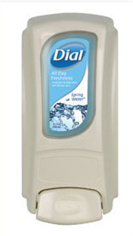 Eco-Smart Amenity Dispenser By Dial Soap