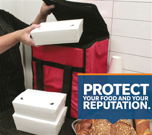 Bio-Pak Protect Food Containers