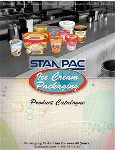 Ice Cream Containers and Ice Cream Packaging by Stanpac