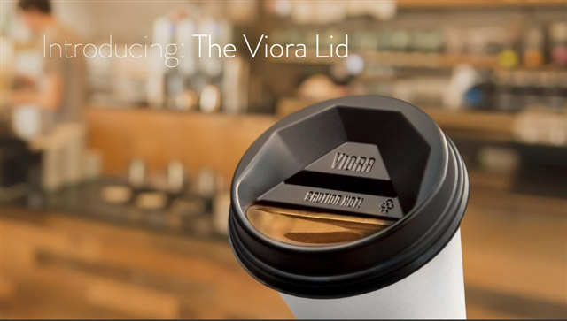 Viora Coffee Cup Lids | by Viora Lid