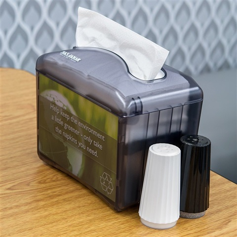 Just1 Napkin Portion Control Dispenser by Bellemarque