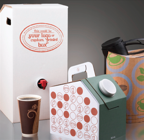 LBP Manufacturing Coffee Boxes And Coffee Urn