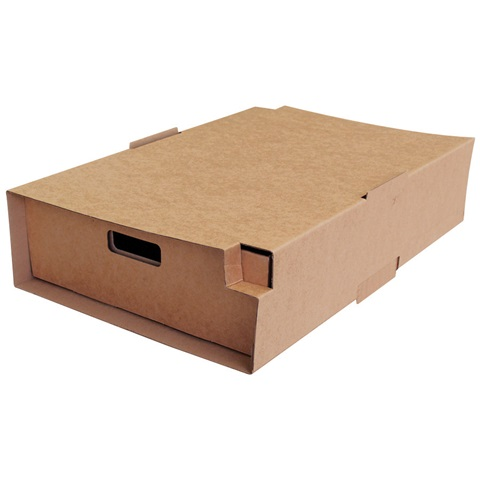 LBP Foodservice Recycled Content Packaging