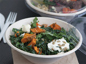 Compostable Takeout Containers and Compostable Catering Supplies by Eco Products