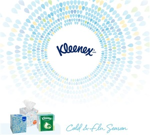 Cold and Flu Season – Time for Facial Tissue by Kleenex