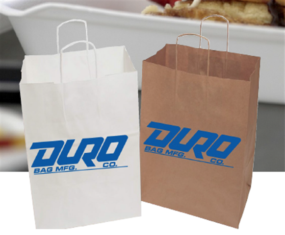 Foodservice Paper Bags | by Duro Bag