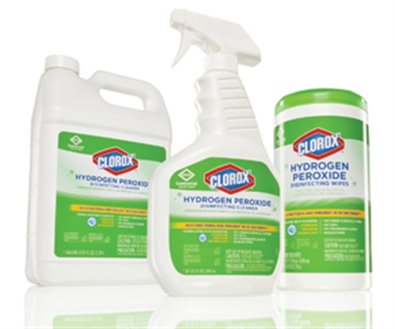Clorox® Hydrogen Peroxide Disinfecting