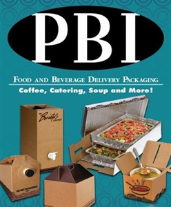 Custom Takeout Corrugated Boxes, Corrugated Catering Boxes, and Corrugated | Coffee Boxes by PBI Sales