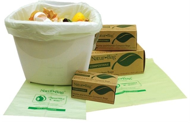 Natur-Bag® Compostable Garbage Bags