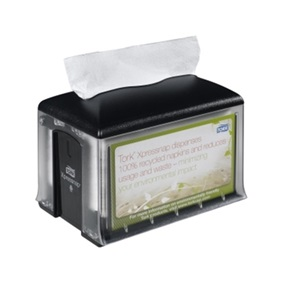 Tork 12x13 Dispenser Napkin Template