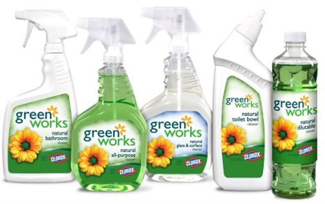 Clorox Green Works® Cleaners