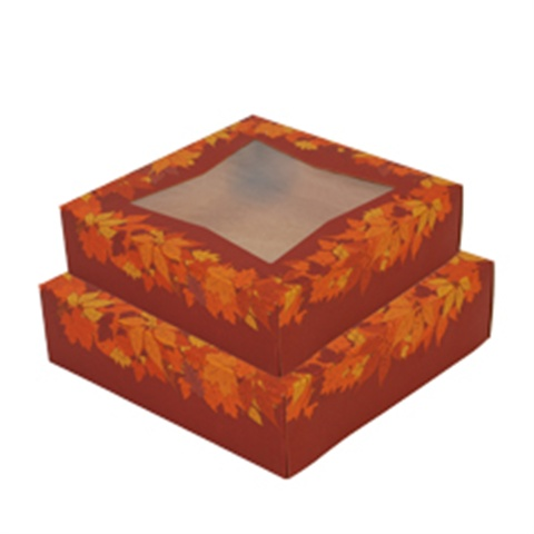 SC Tray Autumn Pie Boxes