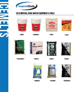 Ice Melt and Winter Equipment & Supplies from Imperial Dade