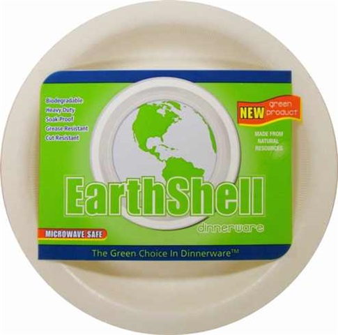 EarthShell Biodegradable Plates And Bowls